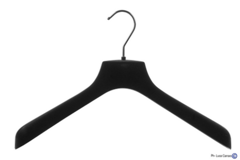 Velvet Coat Hangers - Flocked
